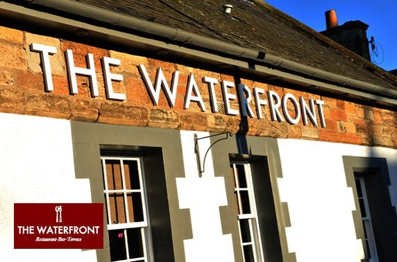 The Waterfront dining, Ayr