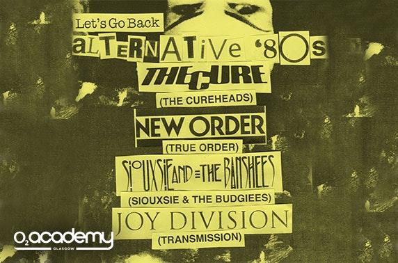 Alternative 80s, O2 Academy Glasgow