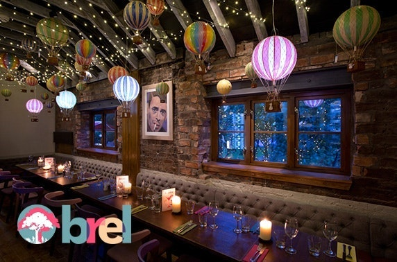 Raclette at Brel, Ashton Lane