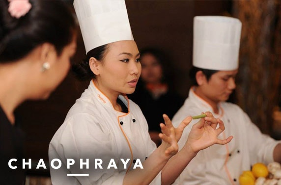 Chaophraya Thai cookery class, Nelson Mandela Place