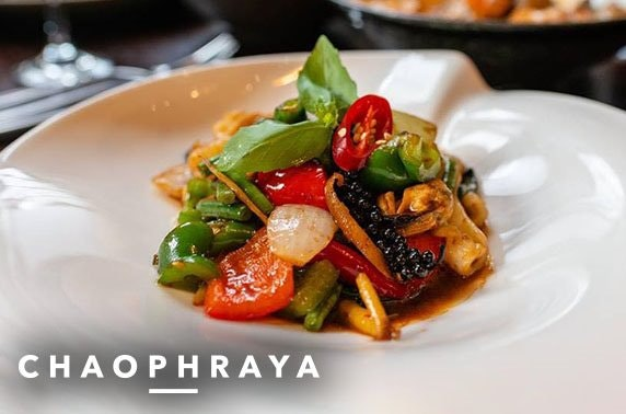 Chaophraya Thai cookery class, Union St