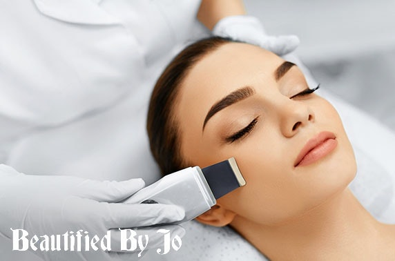 Dermaplaning & optional mask, Broughty Ferry