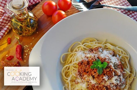 Cooking Class, The Dundee Cooking Academy