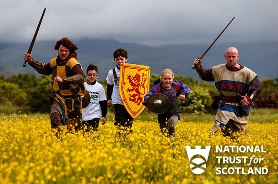 The Battle of Bannockburn Experience
