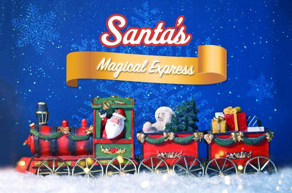Santa's Magical Express, Riverside Museum