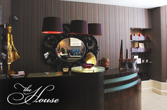 The House spa day, West End