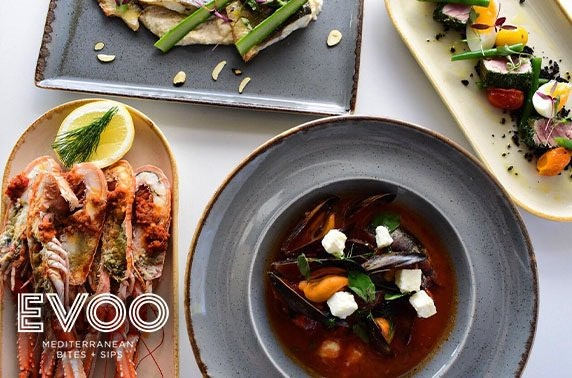 Recently-opened EVOO small plates & drinks