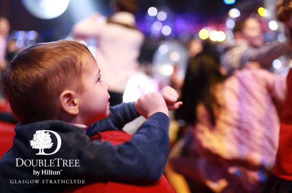 Christmas panto & lunch, 4* DoubleTree by Hilton Hotel Glasgow Strathclyde