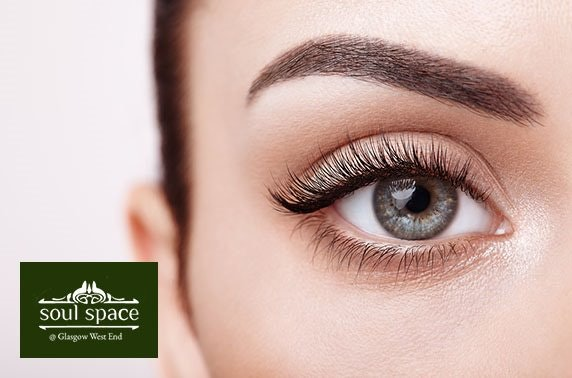 Lash lift & brows, West End