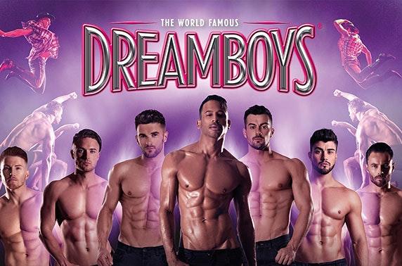 The Dreamboys, Edinburgh