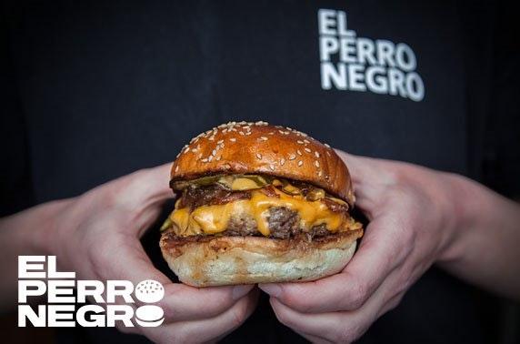Brand new El Perro Negro feast, Woodlands Rd - from £12pp