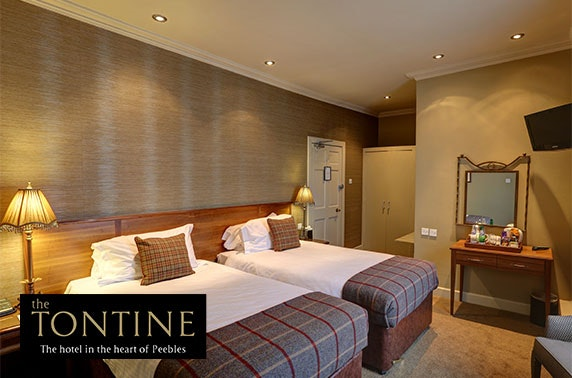 Tontine Hotel, Peebles getaway