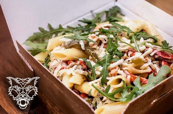 Wolf Italian Street Food dining, Arndale