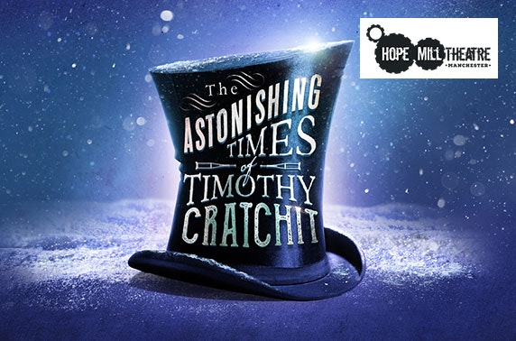 The Astonishing Times of Timothy Cratchit, Manchester