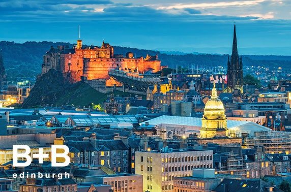 Boutique Edinburgh City Centre stay