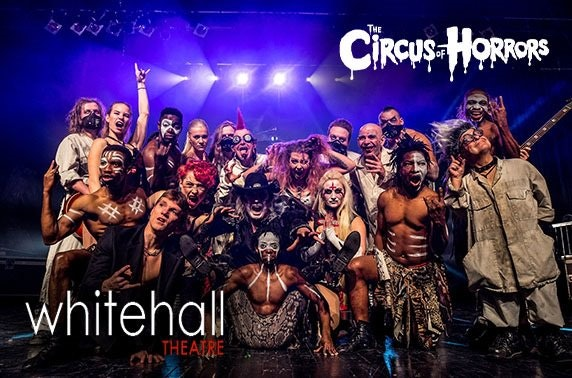 Circus of Horrors at the Whitehall Theatre