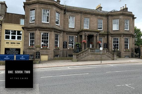 172 The Caird Bar & Restaurant afternoon tea