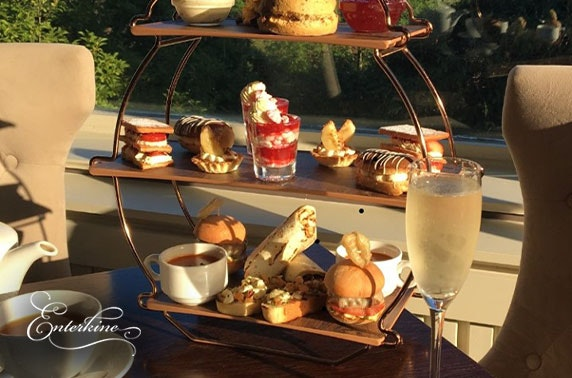4* Ayrshire countryside afternoon tea