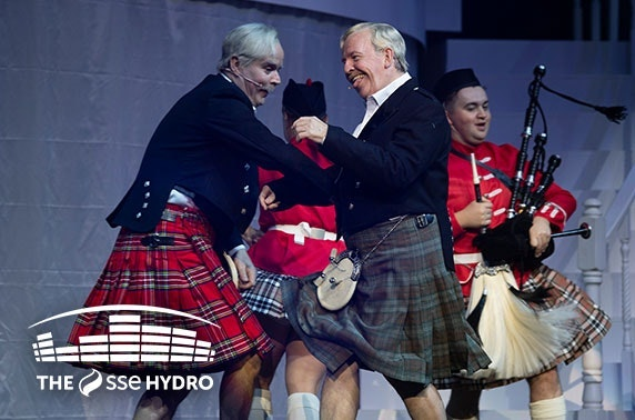 Still Game: Live, evening performance SSE Hydro - £29pp