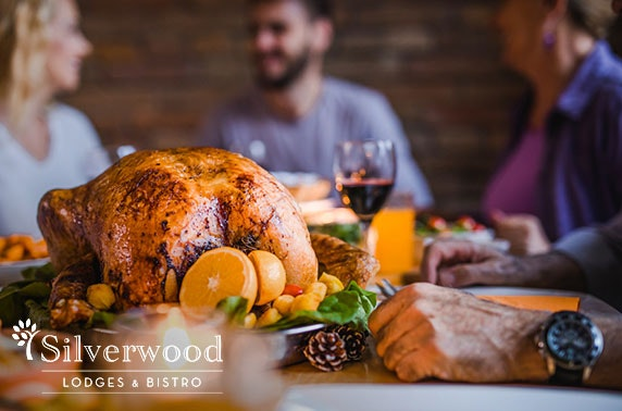 Christmas Day lunch at Silverwood Lodges and Bistro