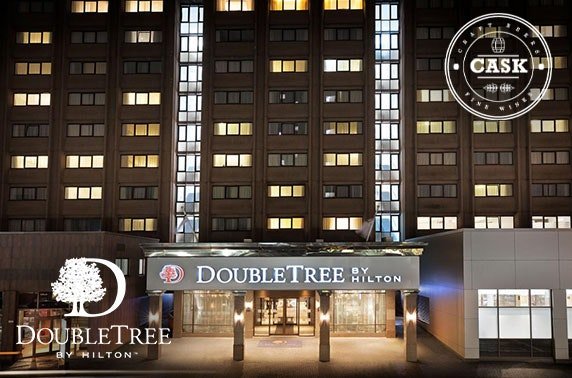 DoubleTree by Hilton cocktails and bites