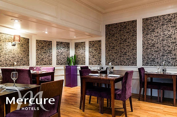 Mercure Aberdeen stay - from £59