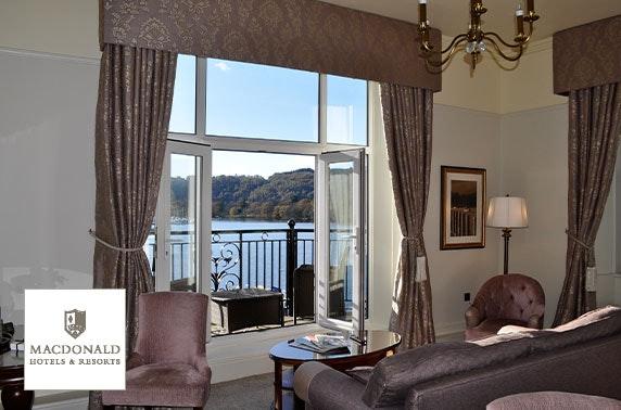Macdonald Old England Hotel & Spa stay