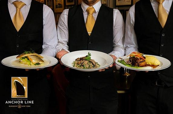 The Anchor Line dinner & drinks, City Centre