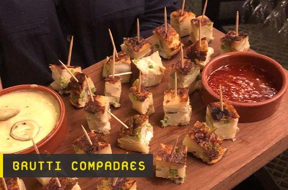 Brutti Compadres Tastings