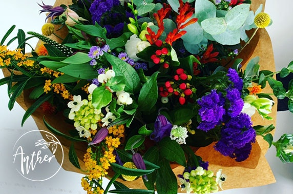 Bouquets from Anther Flowers - free delivery