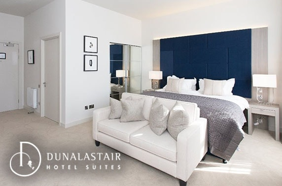 Award-winning 5* Dunalastair Hotel Suites luxury stay