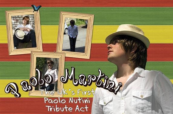 Paolo Nutini tribute and optional stay, Macdonald Cardrona