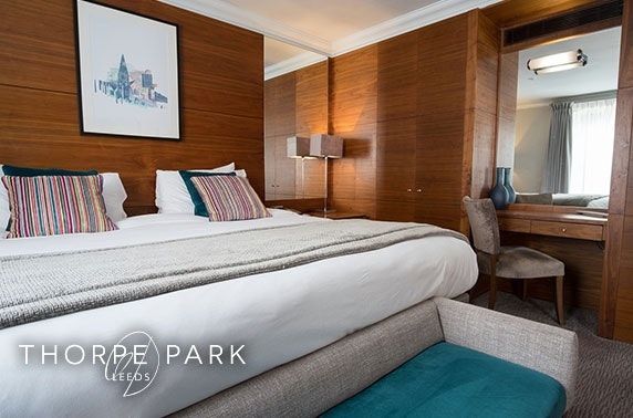 Thorpe Park Hotel stay - from £89