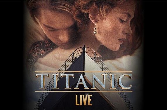 Titanic Live, SEC Armadillo