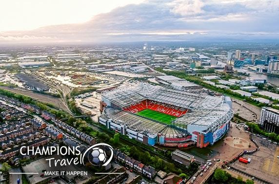 Man United Europa League tickets