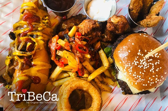 TriBeCa sharing feast - West End or Merchant City