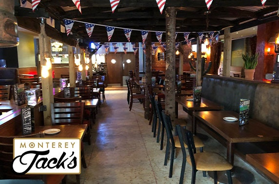 Monterey Jack's burgers & drinks - Hamilton or Airdrie