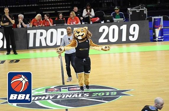 Basketball Trophy Final, Emirates Arena