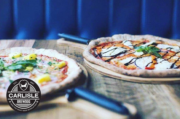 BrewDog Carlisle dining & drinks - valid 7 days