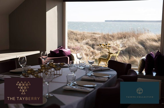 Michelin-recommended The Tayberry private dining