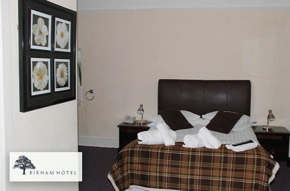 Birnam Hotel stay - from £49