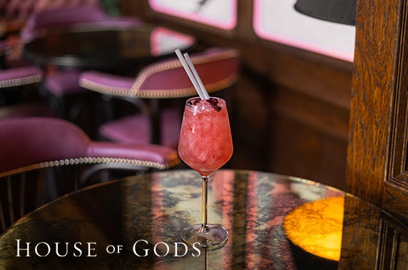 Brand-new House of Gods stay, Edinburgh City Centre