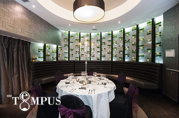 4* Grand Central Hotel private dining