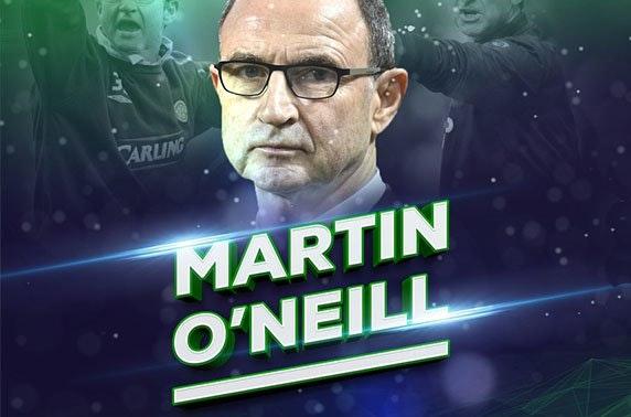 An Evening with Martin O'Neill, SEC