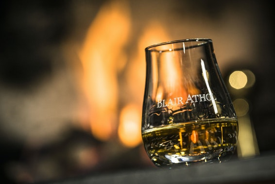 Blair Athol Distillery tasting & tour, Pitlochry