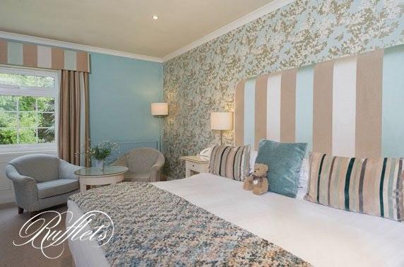 4* Rufflets St Andrews, luxury overnight stay