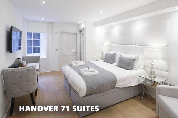 Hanover 71 Suites, City Centre
