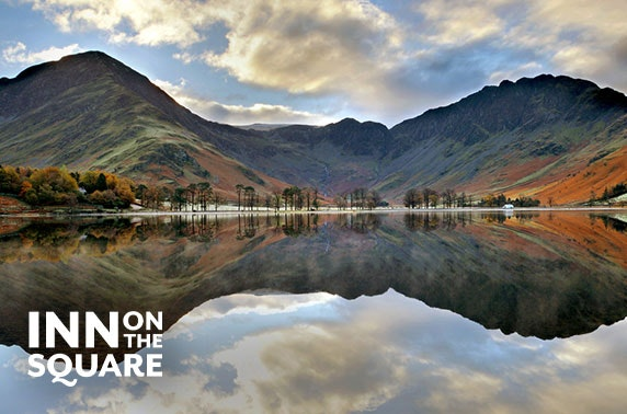 AA Rosette-awarded Lake District DBB