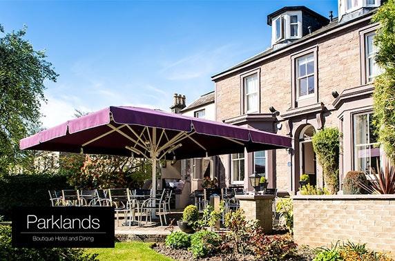 4* star Parklands Hotel afternoon tea, Perth