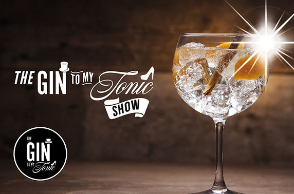 The Gin to My Tonic Show, Manchester Central